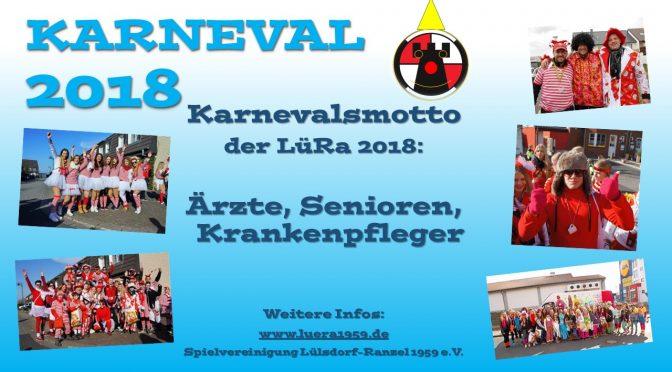 Karnevalszüge in Lülsdorf und Ranzel – Teilnahme-Infos!
