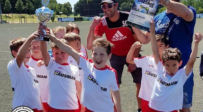 LüRa F-Junioren (U8) weiter auf Erfolgskurs!
